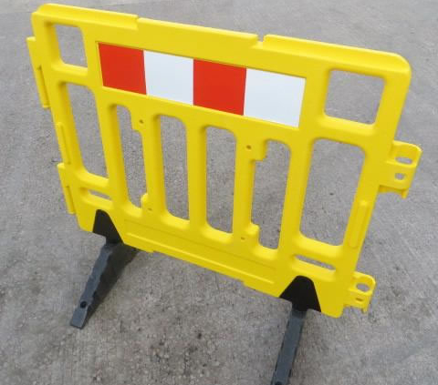 Pedestrian and Safety Barriers