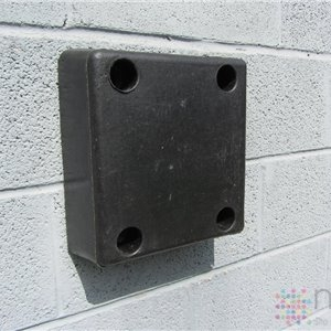 Dock Bumper - Square (HD/TPX) - 330mm x 305mm x 100mm