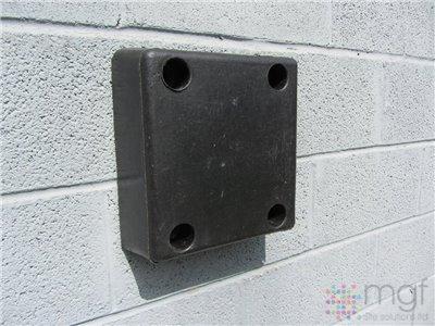 Dock Bumper - Square (HD/TPX) - 330mm x 305mm x 100mm