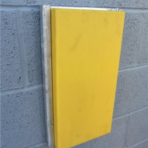 Dock Bumper - Type 1810 (UHMWPE) - 450mm x 260mm x 60mm