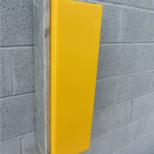 Sliding Dock Bumper - Type 3010 (UHMWPE) - 760mm x 275mm x 165mm