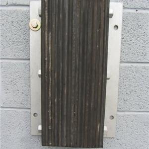 Dock Bumper - Laminated - 600mm x 250mm x 100mm