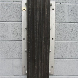 Dock Bumper - Laminated - 900mm x 250mm x 100mm