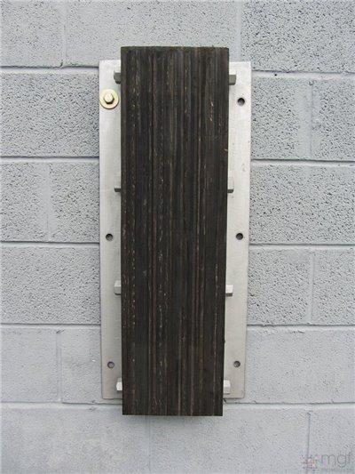 Dock Bumper - Laminated - 900mm x 250mm x 100mm