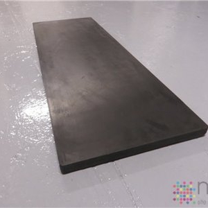 20mm Rubber Packing Shim for Type 3010 Bumper - 750mm x 250mm x 20mm