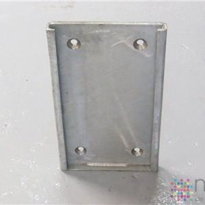 Back Plate - Type 1810 - 450mm x 270mm x 35mm