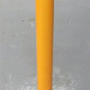 Steel Bollard - Bolt down - 1000mm tall x 89mm dia