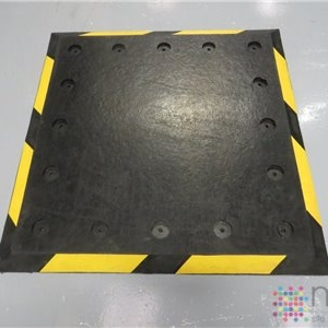 Trailer Plate - TPX Rubber - 1000mm x 1000mm x 25mm