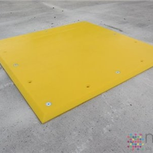 Trailer Plate -  UHMWPE - 1000mm x 1000mm x 20mm