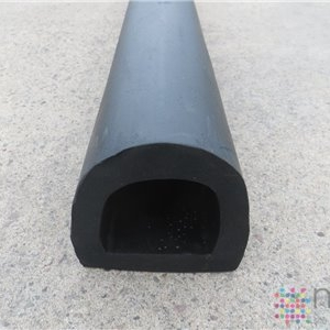 Extruded Rubber Profile for Bumper/Fender 2440mm x 102mm x 95mm