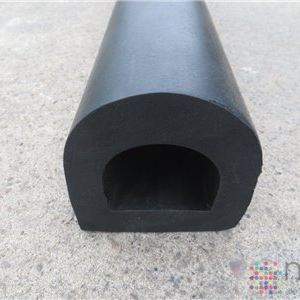 Extruded Rubber Profile for Bumper or Fender 92mm x 95mm x 1000 mm