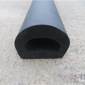 Extruded Rubber Profile for Bumper/Fender 2500mm x 96mm x 84mm