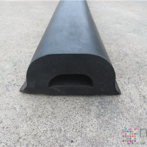 Extruded Rubber Profile for Bumper/Fender 3000mm x 100mm x 50mm