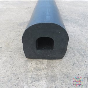 Extruded Rubber Profile for Bumper/Fender 2000mm x 150mm x 150mm