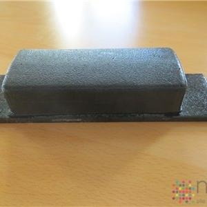 Tipper Pad Steel Base 150mm x 40mm x 30mm