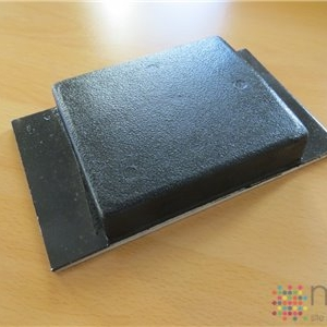 Tipper Pad Alloy Base 152mm x 88mm x 28mm