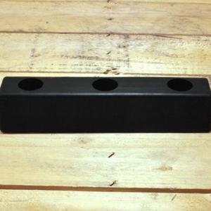 HGV Body Bumper - Rectangular - 247mm x 50mm x 50mm