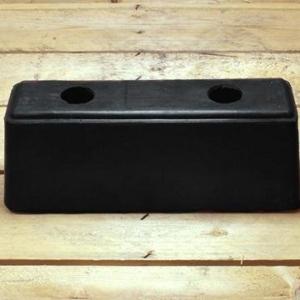 HGV Body Bumper - Rectangular - 250mm x 80mm x 90mm
