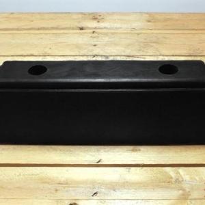 HGV Body Bumper - Rectangular - 360mm x 100mm x 110mm