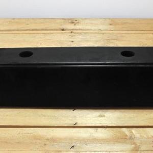 HGV Body Bumper - Rectangular - 425mm x 120mm x 100mm