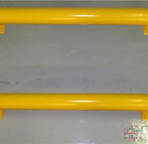Loading Bay Wheel Guides - Straight - 2085mm x 250mm x 365mm