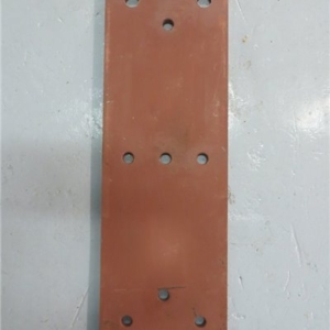 Back Plate - Type 3010 - 750mm x 250mm x 15 mm