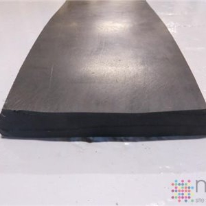 Extruded Rubber Profile for Bumper/Fender 3000mm x 150mm x 25mm