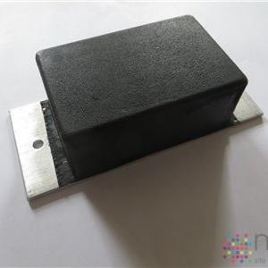 Tipper Pad Alloy Base 180mm x 75mm x 46mm