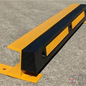 Steel & Rubber Kerb - 1200mm x 160mm