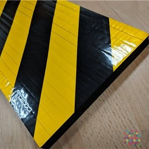 Bendable Foam Edge Impact Protector (with adhesive tape) - 500 x 200 x 20mm