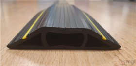 Flexible Cable Protector - 80mm x 16mm x 2000m