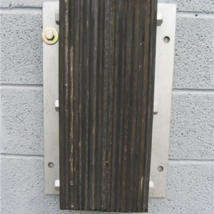Dock Bumper - Laminated - 600mm x 250mm x 100mm