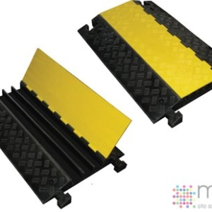 3 Channel Cable Cover (Hose Ramp) with Lid